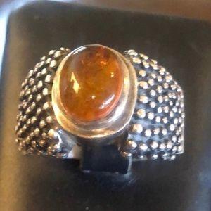 R0893 Gorgeous Silpada Ring